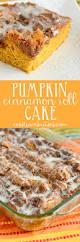 pumpkin cinnamon roll cake recipe creations by kara