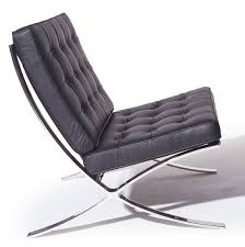 sedia barcellona poltrona barcellona ludwig mies der rohe chair