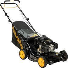 lawn mowers poulan pro