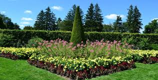 Niagara Botanical Garden Botanical Gardens Clifton Hill Niagara Falls Canada