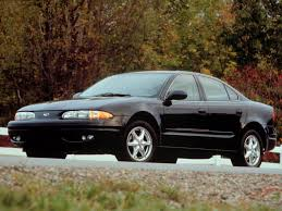 oldsmobile alero sedan specs 1999 2000 2001 2002 2003 2004
