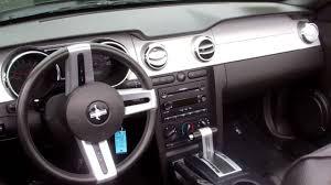 2006 mustang gt premium specs mustang convertible gt premium 4 6lt v8 300 hp at gresham ford