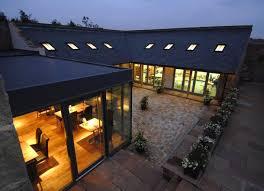 u shaped houses crag house farm leeds condy lofthouse