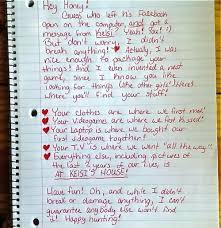 scorned girlfriend pens scavenger hunt breakup letter for cheating