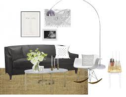 copy cat chic room redo scandinavian living room copycatchic