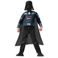 buy star wars darth vader muscle chest shirt set for kids