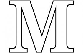 huge alphabet letters printable capital letters to print big abc letters d printable pages