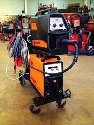 kemppi fastmig km 400 mig welding machine