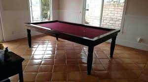 pool table dining room table combo air hockey and pool table combo best convertible pool tables dining