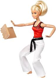 amazon barbie move ultimate posable martial