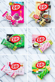 Where To Buy Japanese Candy Kits Crazy Japanese Kit Kat Flavors And Where To Find Them Love And