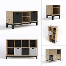 ikea nornas 3d models sideboard chest of drawer ikea nornas