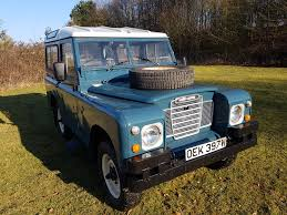 land rover series 3 off road 1981 land rover series 3 swb 88 2 25l diesel 3 owners from new