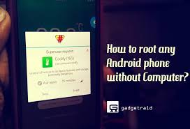 can you jailbreak an android how to root any android phone without computer or pc