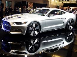 mustang design henrik fisker is back with a ferocious 100k custom mustang wired