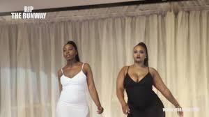 worlmag rip the runway 2015 the curvacious girls youtube