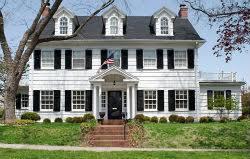 federal style houses atlanta homes styles predominant atlanta architecture