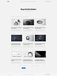 no sidebar multi purpose maze template creative multi purpose psd template