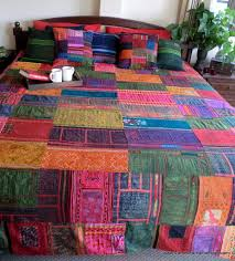 Quilt Duvet Covers Batik Bedding Suppliers And Manufacturers At Blue Wholesale Print