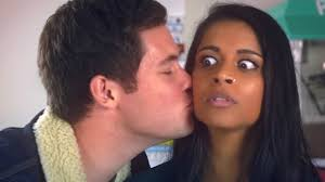 Lilly Singh And Adam Devine Act Out The Sometimes Difficult And     Lilly Singh And Adam Devine Act Out The Sometimes Difficult And Hilarious Realities Of Interracial Dating