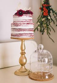 a crowd pleasing trend the red velvet wedding cake red velvet