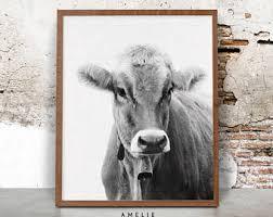cow printable etsy