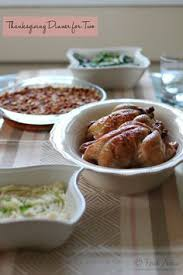 thanksgiving dinner for two chef julie yoon recipes