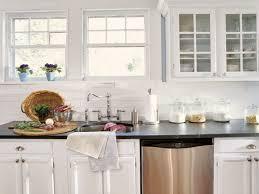 Tile In Kitchen Inspiring White Subway Tile In Kitchen And White Subway Tile