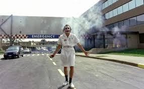 Heath Ledger Joker Halloween Costume Nurse Joker Costume Diy Guides Cosplay U0026 Halloween