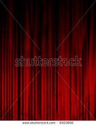 Curtain Place Red Curtain Place Text Stock Illustration 110173214 Shutterstock