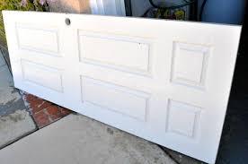 old door headboard simple sojourns