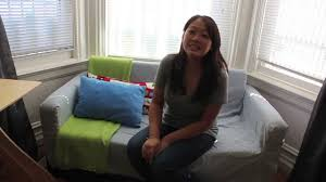 How To Make Slipcovers For Couches How To Make A Sofa Cover Youtube