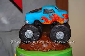 cool monster truck videos coolest homemade monster truck cakes