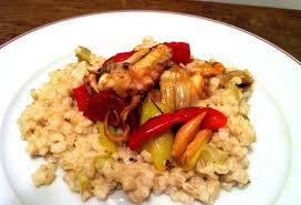 cuisiner poulpe risotto au poulpe poireaux et chorizo envie de cuisiner