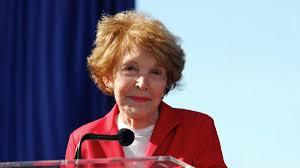 Nancy Reagan Nancy Reagan 90th Birthday Changing Public Image For First Lady