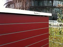 gartenhaus design flachdach gerätehaus flachdach metall 04 04 55 egenis inspirierend