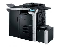 konica minolta bizhub c652 colour copier printer scanner