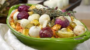 autumn roasted vegetables recipe side dish recipes pbs food