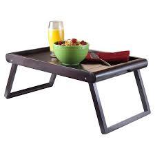 bed tray table walmart elise bed tray u leg wainscoting top walmart com