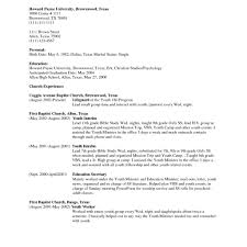 resume templates for housekeeping jobs fred resumes