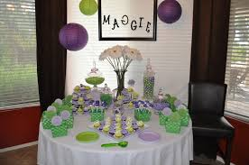 purple baby shower decorations decoration purple and green baby shower decorations purple and