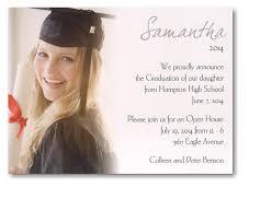 announcements for graduation sle high school graduation announcements negocioblog