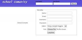 cara membuat form upload file dengan php ketikspasi pembuatan form pendaftaran dilengkapi upload file image
