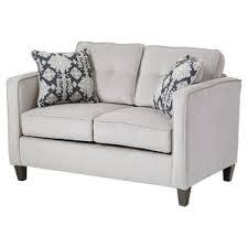 Martel Upholstery Modern Loveseats Allmodern