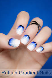 stormy beach nail art inspired by cairns gradient nails makeup