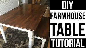 diy farmhouse table how to refinish dining table page danielle