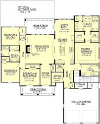 ranch house plans open floor plan ranch house plans open floor plan inspirational 259 best house plans