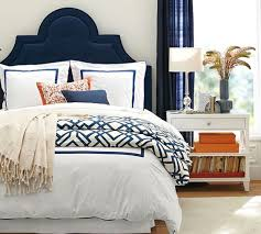 Gray And Orange Bedroom Decorating With Complementary Colors Centsational Style