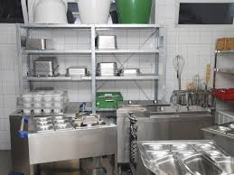 industrial commercial kitchen design