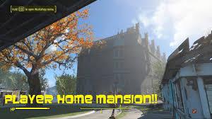 pre war architecture fallout 4 ps4 pre war